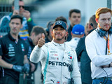 """Hamilton in """"much better shape"""" for Hungary"""