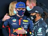 Verstappen hails 'incredible' Hamilton for matching Schumacher's win feat