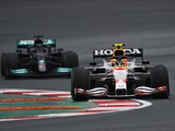 Red Bull 'surprised' by Mercedes' apparent power step