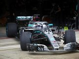 Hamilton Positive After Returning to the Track for First Time Since March