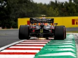 FP2: Gasly leads Red Bull 1-2, Albon crashes out