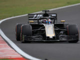 Mixed fortunes in Hungarian GP Qualifying for Haas F1 Team