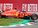 Vettel on penalty tightrope after Monza woe