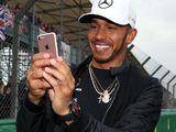 Lewis Hamilton launches emoji app