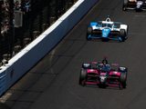Castroneves makes history with electrifying fourth Indy 500 win