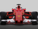Ferrari unveils the SF70H