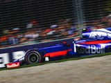 Carlos Sainz Jr wants Toro Rosso to address its F1 car's handling