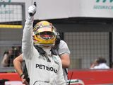 Lewis Hamilton blown away by 'insane' record pole lap