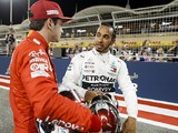 Hamilton: Ferrari has significant F1 top speed advantage in Bahrain
