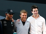 Wolff denies favouritism 'conspiracy' at Mercedes