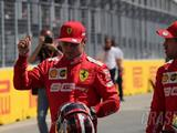 Leclerc takes blame after qualifying 'slipped away' in Canada