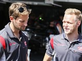 Magnussen: Haas F1 team-mate Grosjean faster than Button on his day