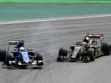 Sauber frustrated by Maldonado incident