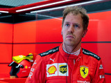 Did Ferrari remove Vettel's name from his jacket?