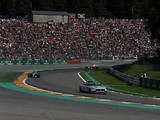 Lewis Hamilton: Belgian GP safety car call contrived like NASCAR