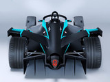 Mercedes Formula E team taking shape