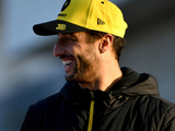 Ricciardo positive over Renault future after key arrival