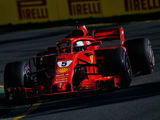 Satisfied, but the car is still tricky - Vettel