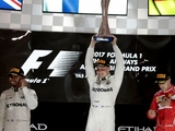 In photos: Story of the Abu Dhabi Grand Prix