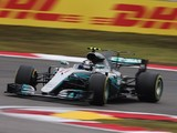 Second in Chinese GP possible before 'amateur' spin, Bottas says