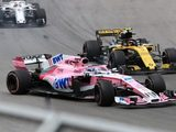 Perez Surprised Sainz Avoided Penalty for Restart Clash that Compromised his Race