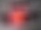 The rain had Verstappen smiling