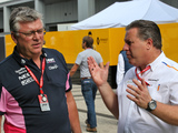 Szafnauer 'surprised how little Brown knows about F1'