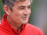 New Ferrari boss upbeat for future