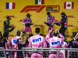 "Ocon hungry for more ""crazy moments"" after breaking podium duck"