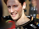 Grosjean says Australia no test session