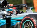 Heavier drivers could be hampered by halo in 2018