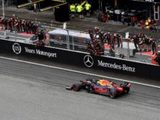 Verstappen Claims Victory In Thrilling German GP; Vettel and Kvyat Completes Podium