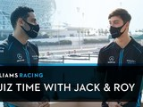 Video: The lighthearted quiz with Jack Aitken & Roy Nissany