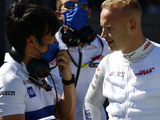Haas mystified by Mazepin's 'hot feet' issue