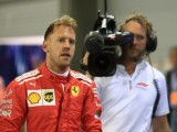 Alex Zanardi Believes Ferrari And Vettel's Title Charge Are Over