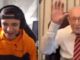 McLaren fan Captain Tom accepts Lando's invite