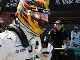 Hamilton pleased to top 'intense' session