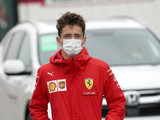 Leclerc to start from the back of the grid at Sochi