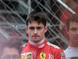 Leclerc changed approach after 'stupid' Baku mistake