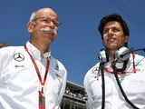 Wolff: Mercedes wanted to supply engines to McLaren