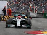 Mercedes opted against hard tyres over warm-up fears