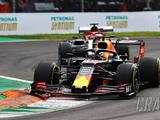Verstappen 'could have fought' lead group without Perez clash