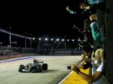 """Mercedes' Toto Wolff: """"We got a big slice of luck today"""""""