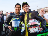 Hamilton had 'one little spin', Rossi had three
