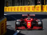 Pole-sitters Ferrari 'don't have pace to win' in Baku