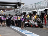 Haryanto shrugs off pit lane penalty to out pace Wehrlein
