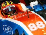 "Rio Haryanto: ""There's a real buzz about the team at the moment"""