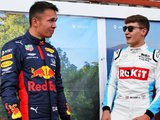 Albon penalty hands Russell Virtual British GP win