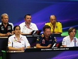 2016 Belgian GP - Friday Press Conference