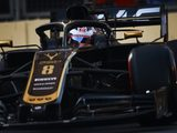 Grosjean 'Quite Shocked' by Haas' Pace Deficit in Baku Qualifying